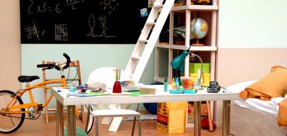 dekorasi kamar anak2 580x275 Dekorasi Kamar Anak
