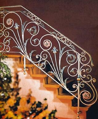 railing tangga1 Railing Tangga Klasik Eropa