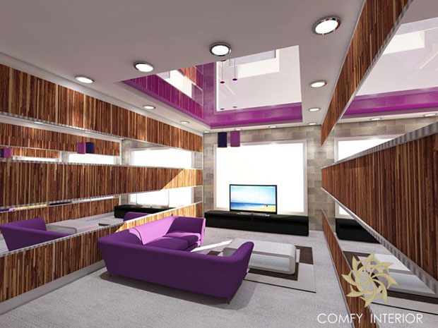 Gathering Area Dormitory