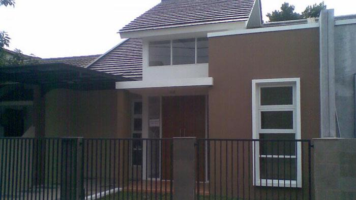 Rumah telah diperbaiki