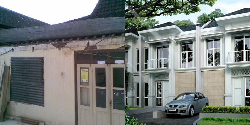 Antara Renovasi Rumah Dengan Beli Rumah Baru