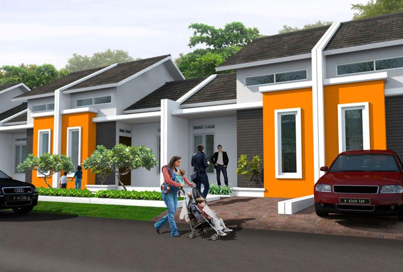 Rumah Type 45, Citra Serang Residence