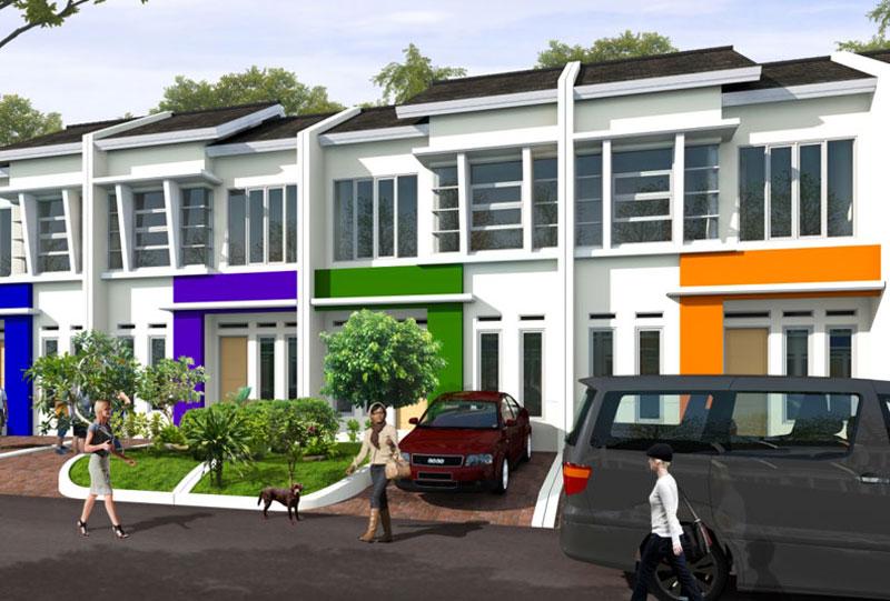 Rumah Type 69, Citra Serang Residence