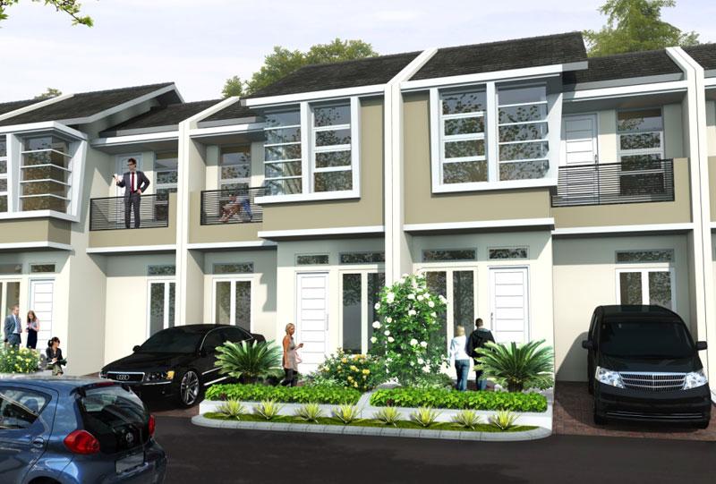 Rumah Type 75A, Citra Serang Residence
