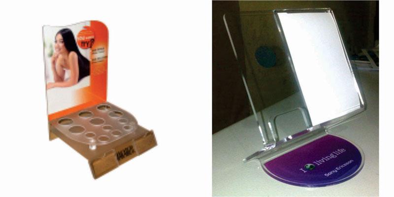 Pembuatan Acrylic Display