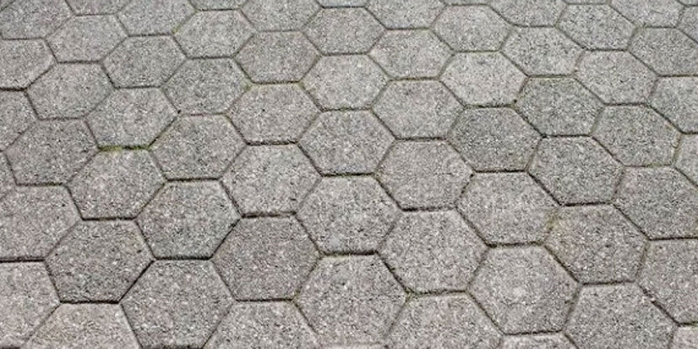 Paving Block Model Segi Enam